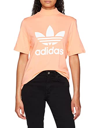 Logo Williams Originals T Adidas Pharrell FemmeAmazon Shirt Rose rtCQBhsdx