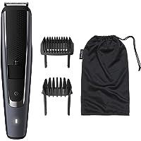 Philips BT5502/16 Barbero y cortapelos con 40 Posiciones de Longitud, Resistente al Agua y Cuchillas metálicas…