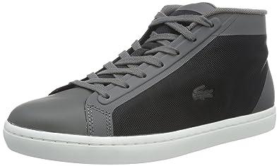 Lacoste Damen Straightset Chukka 316 2 Sneakers, Grau (Gry 007), 36 EU