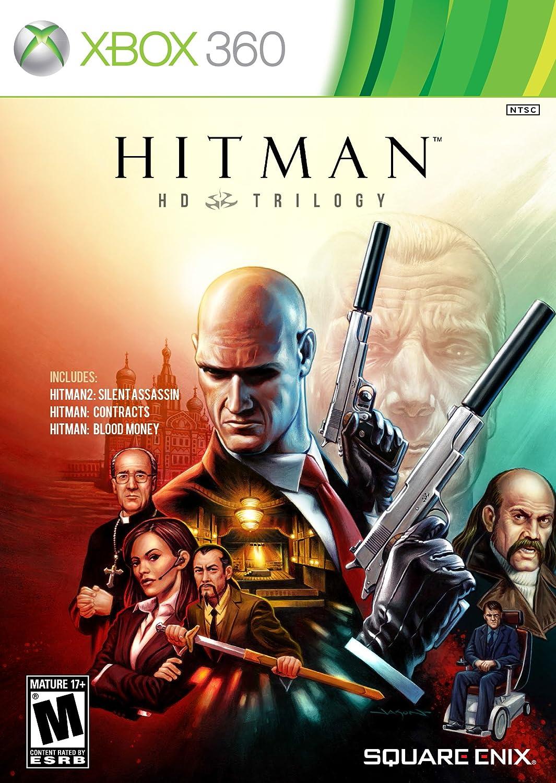 Amazon Com Hitman Trilogy Hd Premium Edition Xbox 360 Video Games