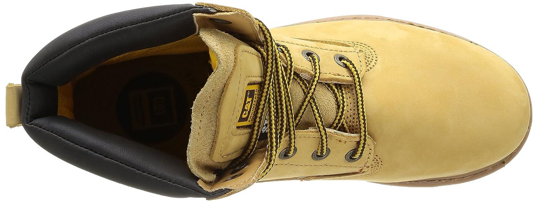 Caterpillar Herren Holton Sb Chelsea Boots, Schwarz, Reset) CATHolt EU/UK Braun (Honey Reset) Schwarz, d8f4a5