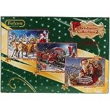 Falcon de Luxe - Christmas Collection Set Vol.2-3 Jigsaw Puzzles (1000 Pieces)