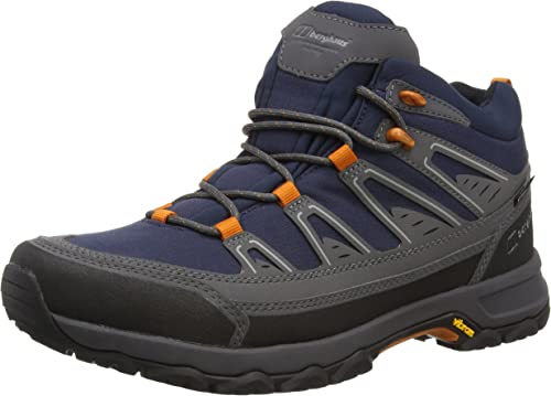 Berghaus Mens Explorer Active Mid GTX Walking Boots Black