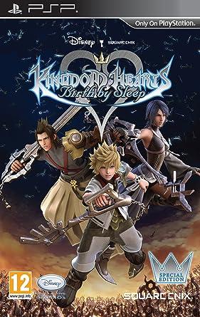 Kingdom Hearts: Birth By Sleep - Special Edition (PSP ...