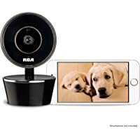 RCA Pet Camera for Dog & Cat Parents - WiFi Pet Security Camera with HD Video, 2 Way Audio,…