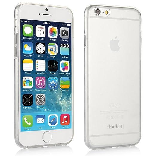 30 opinioni per iPhone 6S Plus Custodia- iHarbort morbido protettiva TPU Case Cover Custodia in