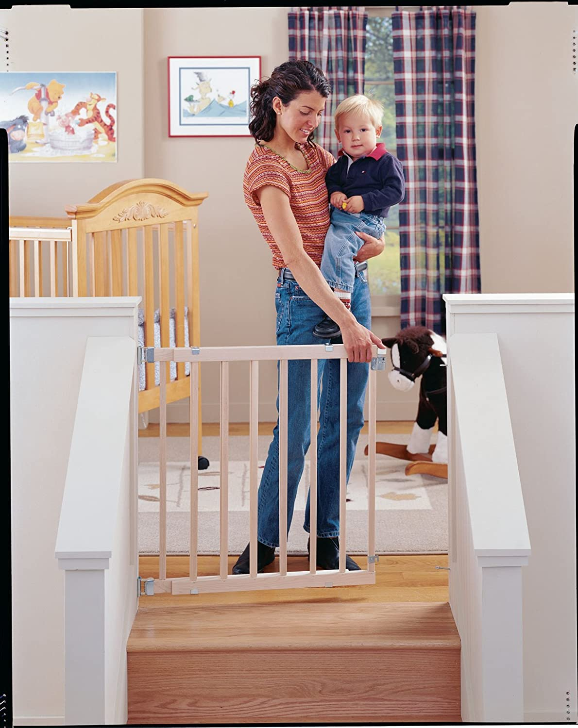 Baby Gates for Stairs | WebNuggetz.com