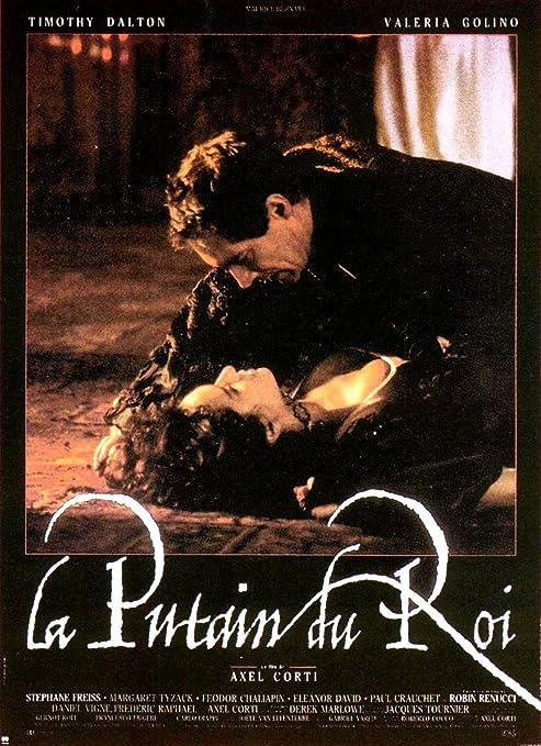 La Putain del Rey-Timothy Dalton-116 cm x 158 Cartel Cinema ...