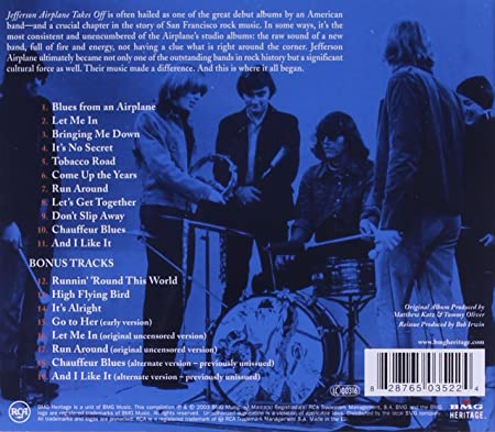 Image result for JEFFERSON AIRPLANE TAKES OFF