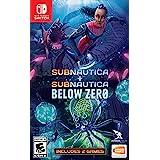 Subnautica + Subnautica: Below Zero - Nintendo Switch
