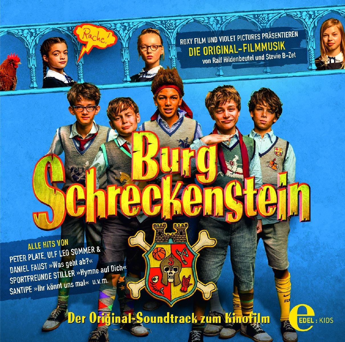 Der Original Soundtrack Zum Kinofilm - Burg Schreckenstein: Amazon ...