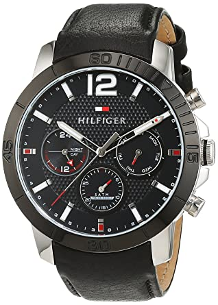 Tommy Hilfiger - Reloj para hombre - 1791268: Tommy Hilfiger: Amazon.es: Relojes