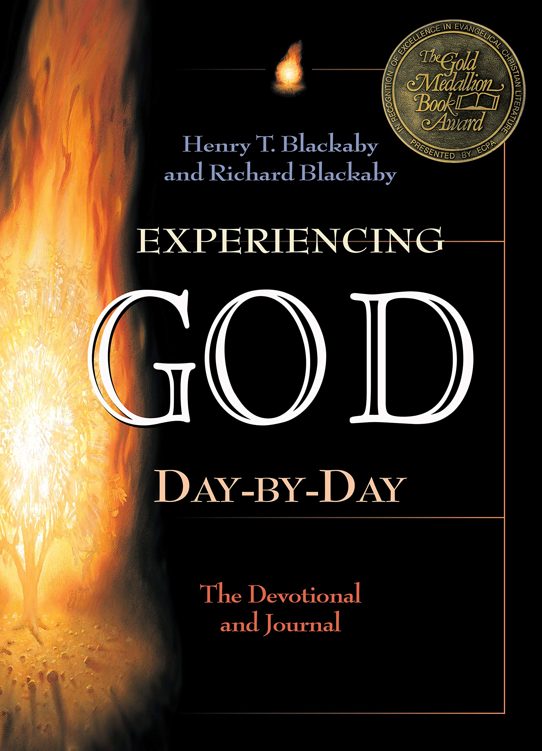 Experiencing God Day-By-Day: A Devotional and Journal: Henry T. Blackaby,  Richard Blackaby: 9780805462982: Amazon.com: Books