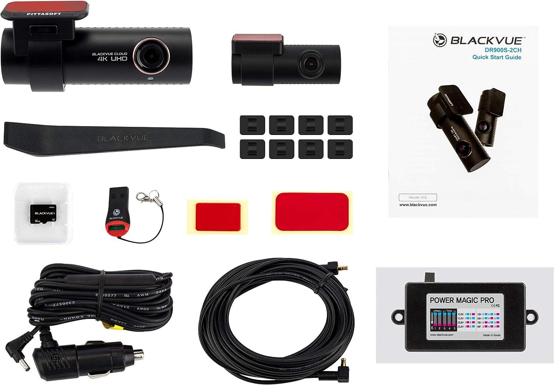 FULL HD CLOUD DASHCAM /… 32GB Blackvue DR900S-2CH 32GB 4K UHD
