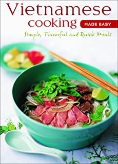 The vietnamese market cookbook amazon anh vu van tran vietnamese cooking made easy simple flavorful and quick meals vietnamese cookbook 50 forumfinder Choice Image