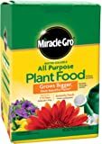Miracle-Gro All Purpose Plant Food, 1.5-Pound (Plant Fertilizer)