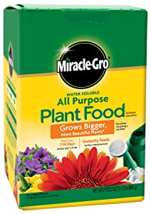Miracle-Gro 2001123 EMW0071817, 1.5 LB, Brown/A