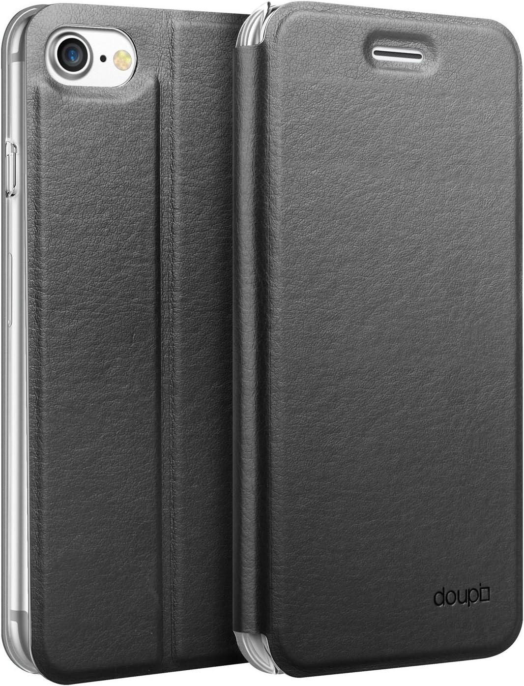 Doupi Flip Case Für Iphone Se Iphone 8 Computer Zubehör