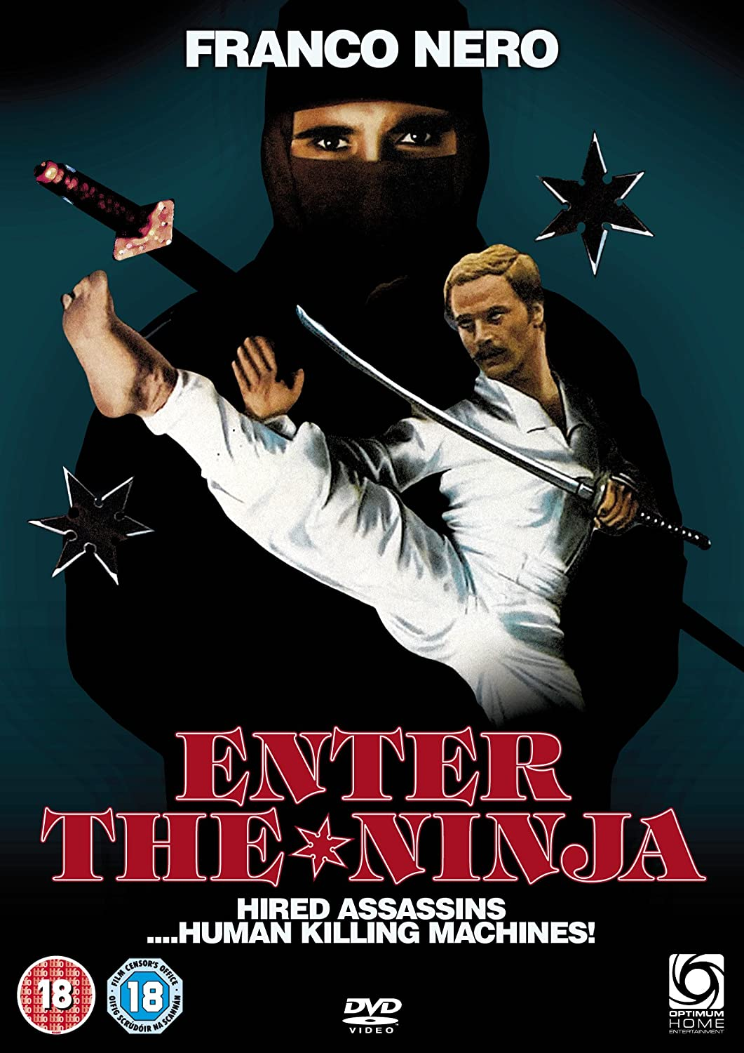 Enter the Ninja [Reino Unido] [DVD]: Amazon.es: Movie, Film ...