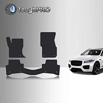 4XBEAM 2015 2016 Ford Mustang Front /& Rear Floor Mats Liners Black Heavy Duty All Weather Guard