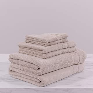 product image for MyPillow Towel 6-Pack [Stone]