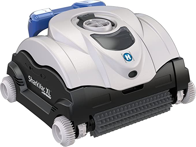 Hayward RC9740WCCUB SharkVac Robotic Pool Cleaner, X-Large, Blue/Black/Grey