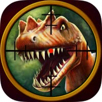 Dinosaur Safari 3D - Deadly Dino Hunting: Start your epic jurassic world adventure, become a real dino hunter in the wild jungle, hunt the biggest ice age predator, shoot and kill the ancient beast