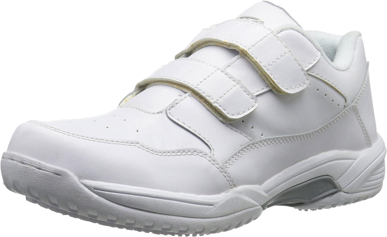Ad Tec Mens Uniform Athletic Velcro-m Uniform Shoes