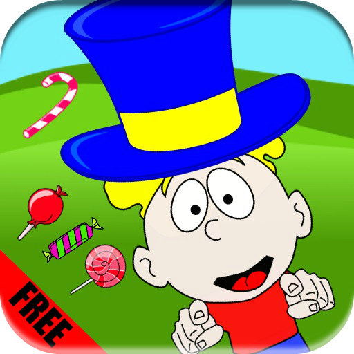 Charlies Candy Factory (Charlie And The Chocolate Factory Games For Kids)