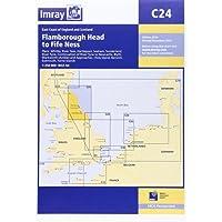 Imray Chart C24: Flamborough Head to Fife Ness