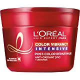 L'Oréal Paris Hair Expert Color Vibrancy Intensive Ultra Recovery Mask, 8.5 fl. oz.