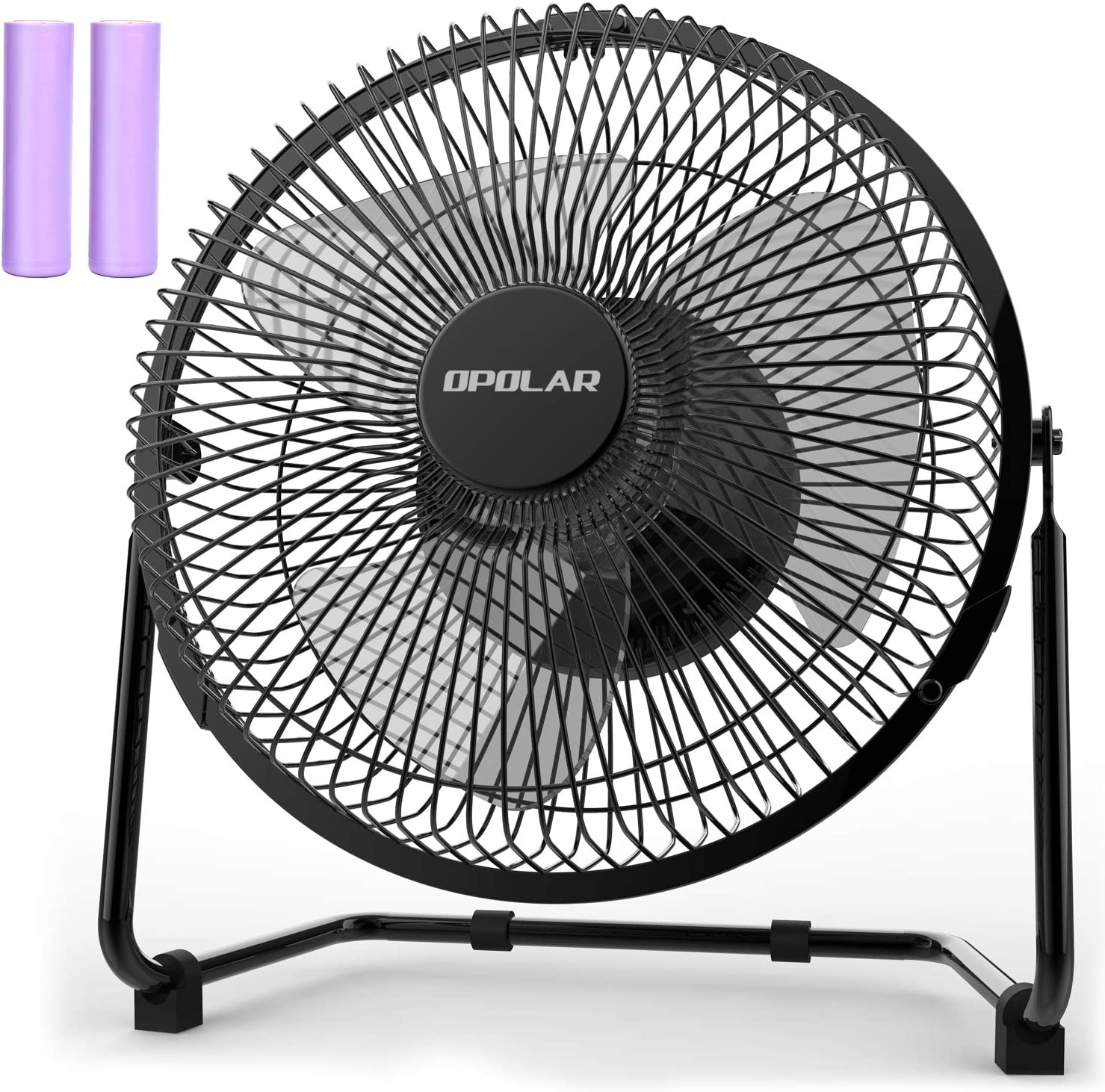 OPOLAR Rechargeable Camping Fan
