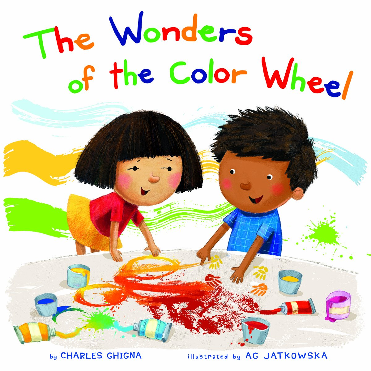 amazon com the wonders of the color wheel learning parade