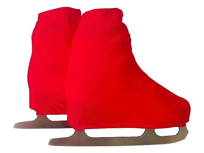 Funda Cubre patines para patinaje artistico sobre ruedas o sobre hielo, color sólido