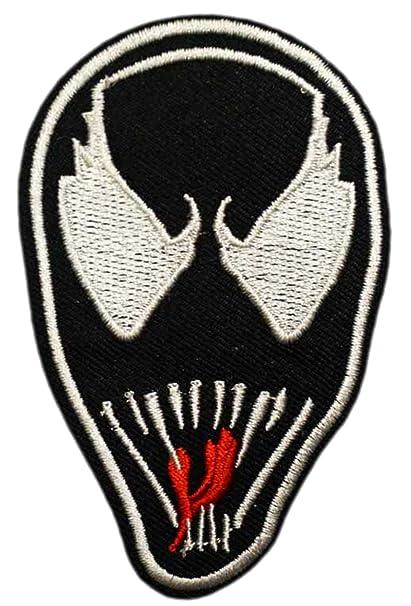 Amazon.com: Venom – parche – Spiderman superhéroe Comics ...