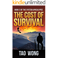 The Cost of Survival: A LitRPG Apocalypse (The System Apocalypse Book 3) book cover