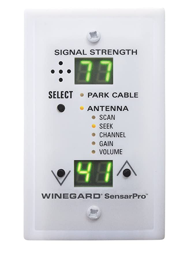 Review Winegard RFL-342 SensarPro White