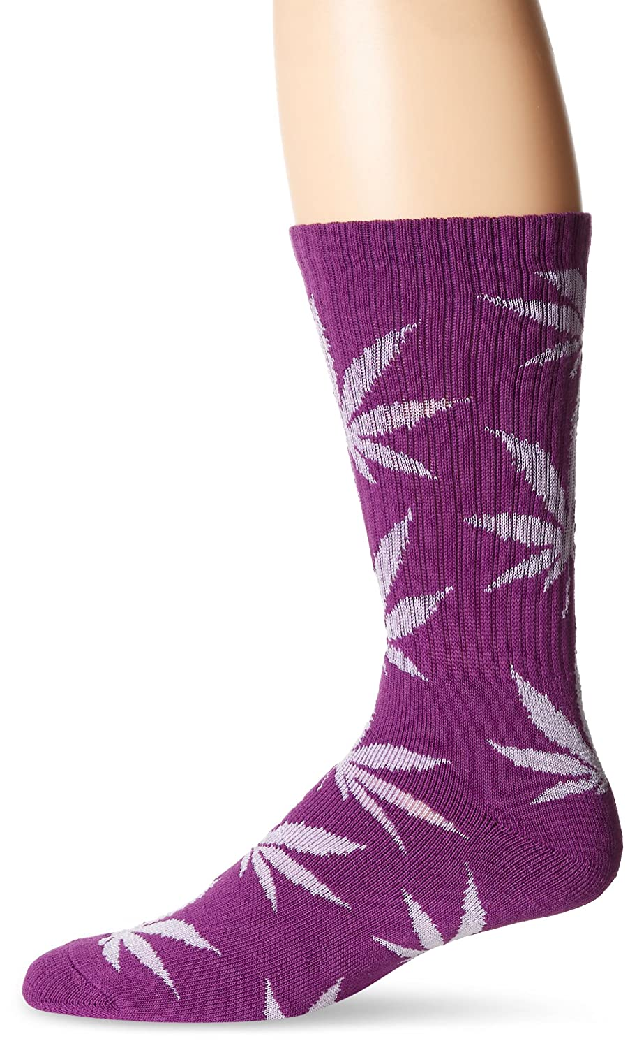 HUF Men's Glow In The Dark Plantlife Black One Size HUF Young Men's Apparel SK53028