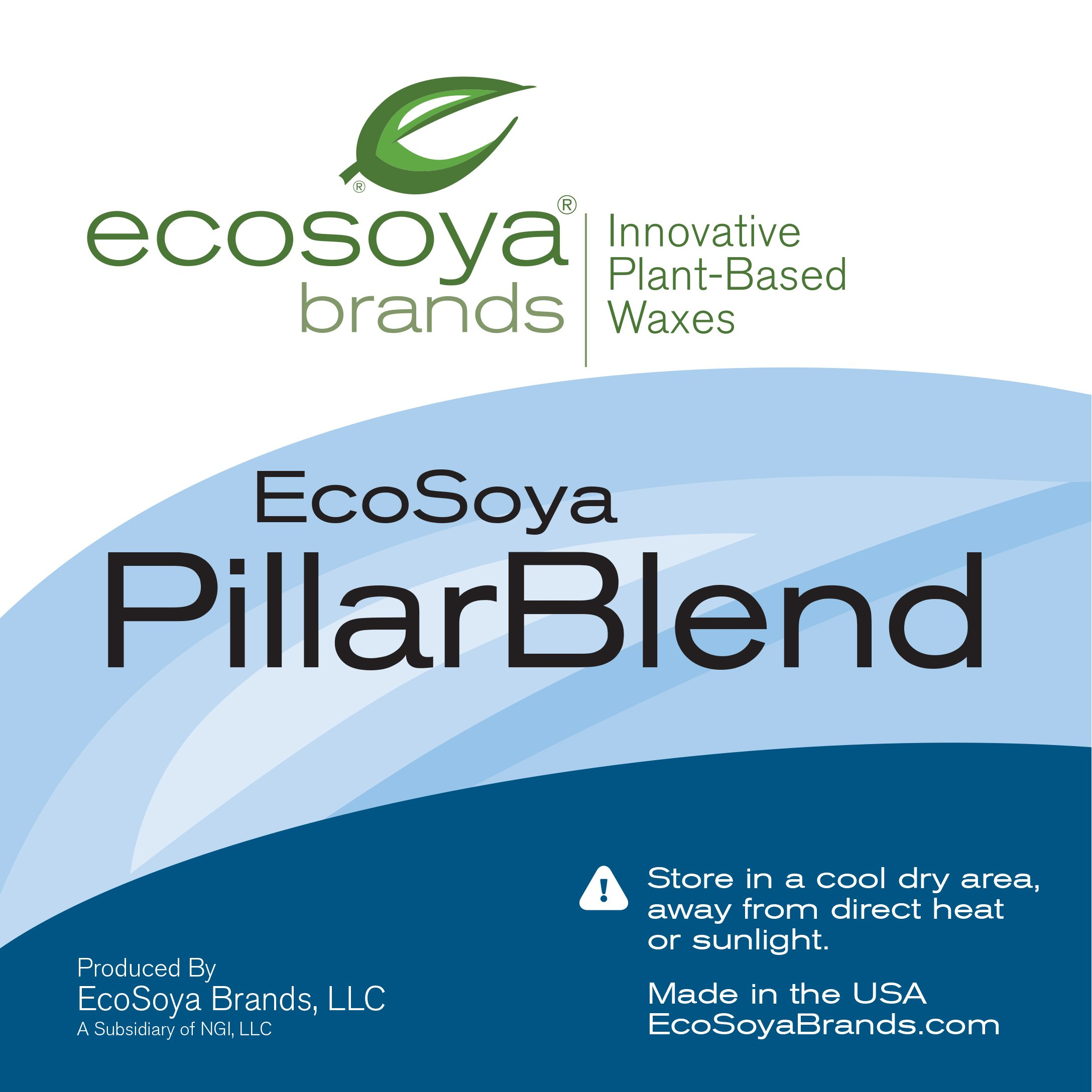 Eco Soya CB-PB Soy Wax (10 pound bag)