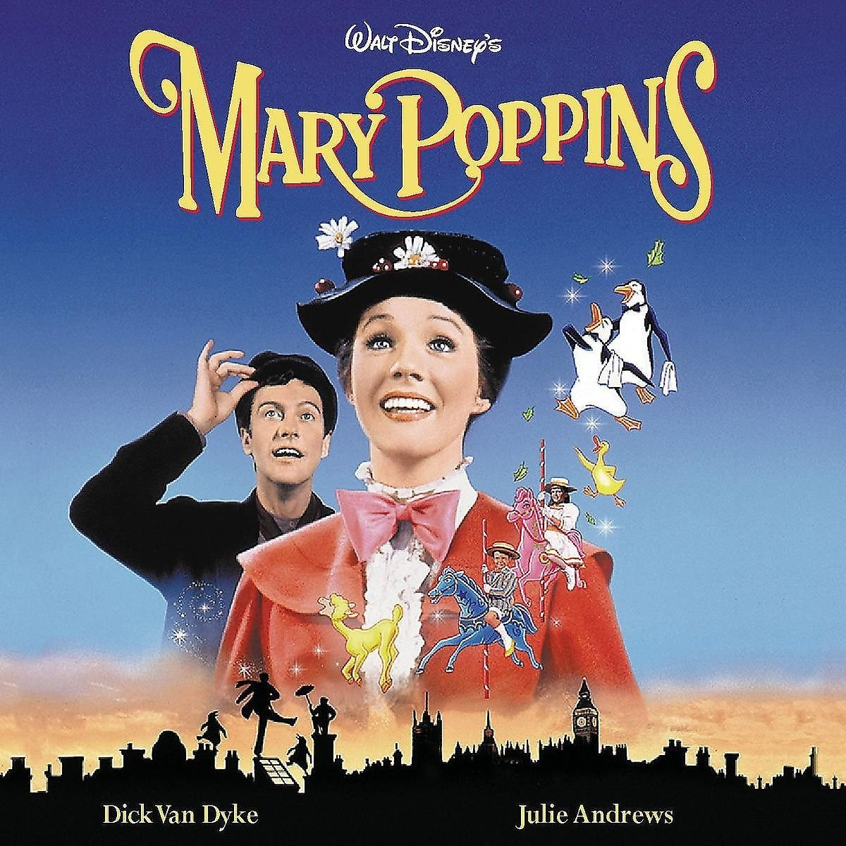 Mary Poppins by Disney Int'l