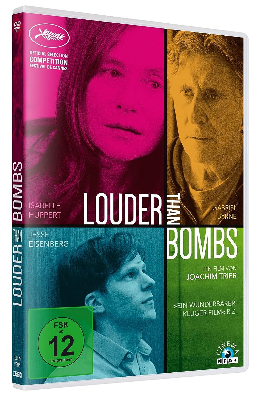 Louder Than Bombs [DVD]: Amazon.es: Jesse Eisenberg, Gabriel ...