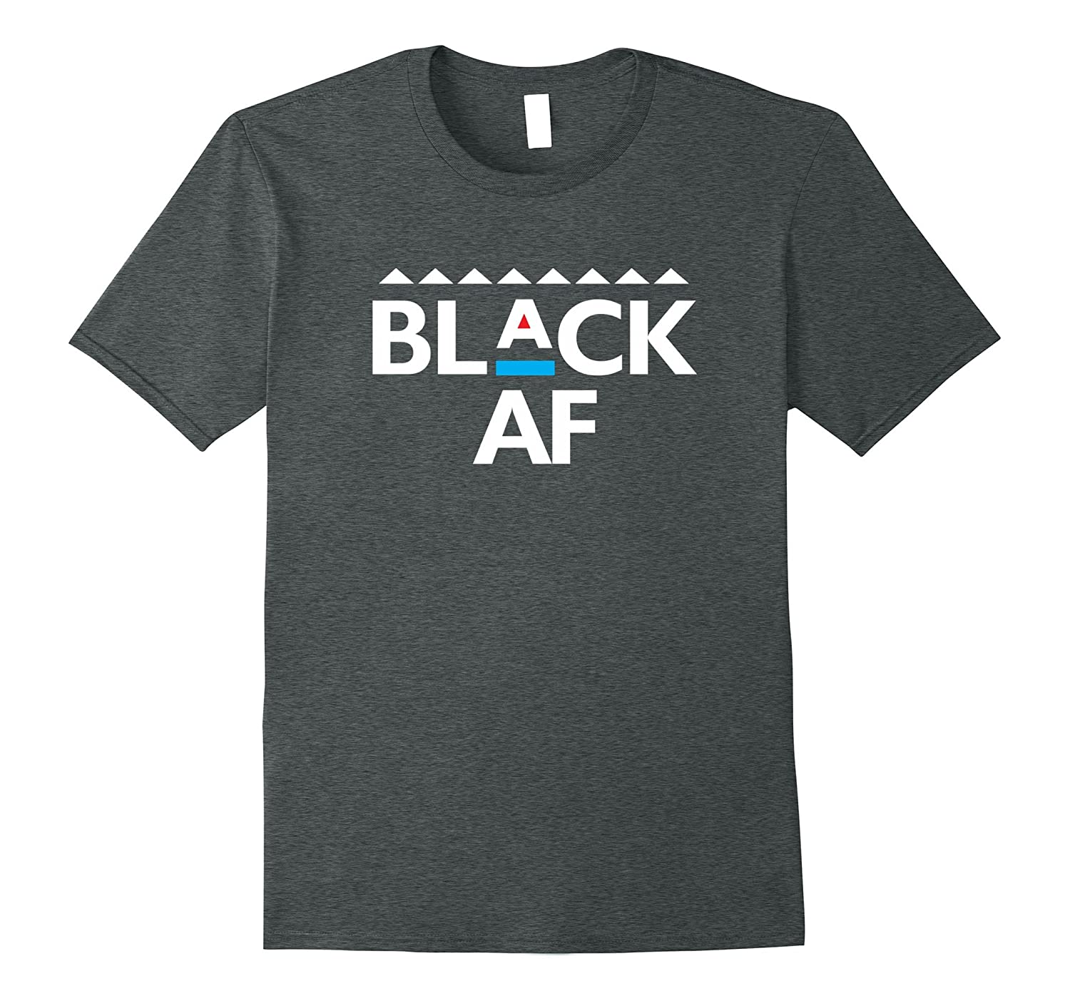 Black AF! Black is Beautiful! African American T-Shirt-FL