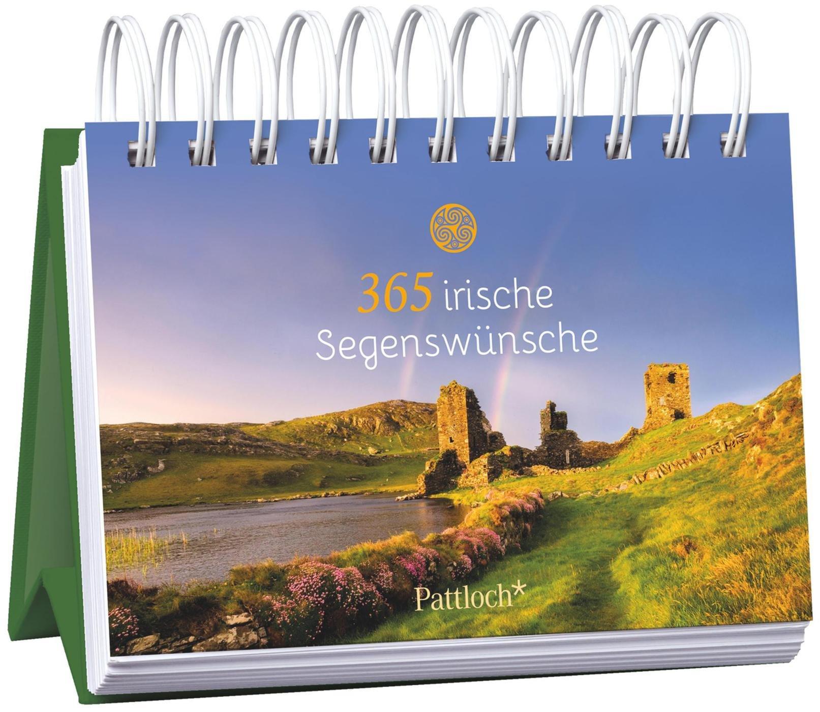 nicht benutzt Tischkalender 2020 Irische Segenswünsche Zustand sehr gut
