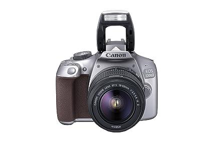 Buy Canon EOS 1300D 18MP Digital SLR Camera (Grey) + 18-55mm IS II ...