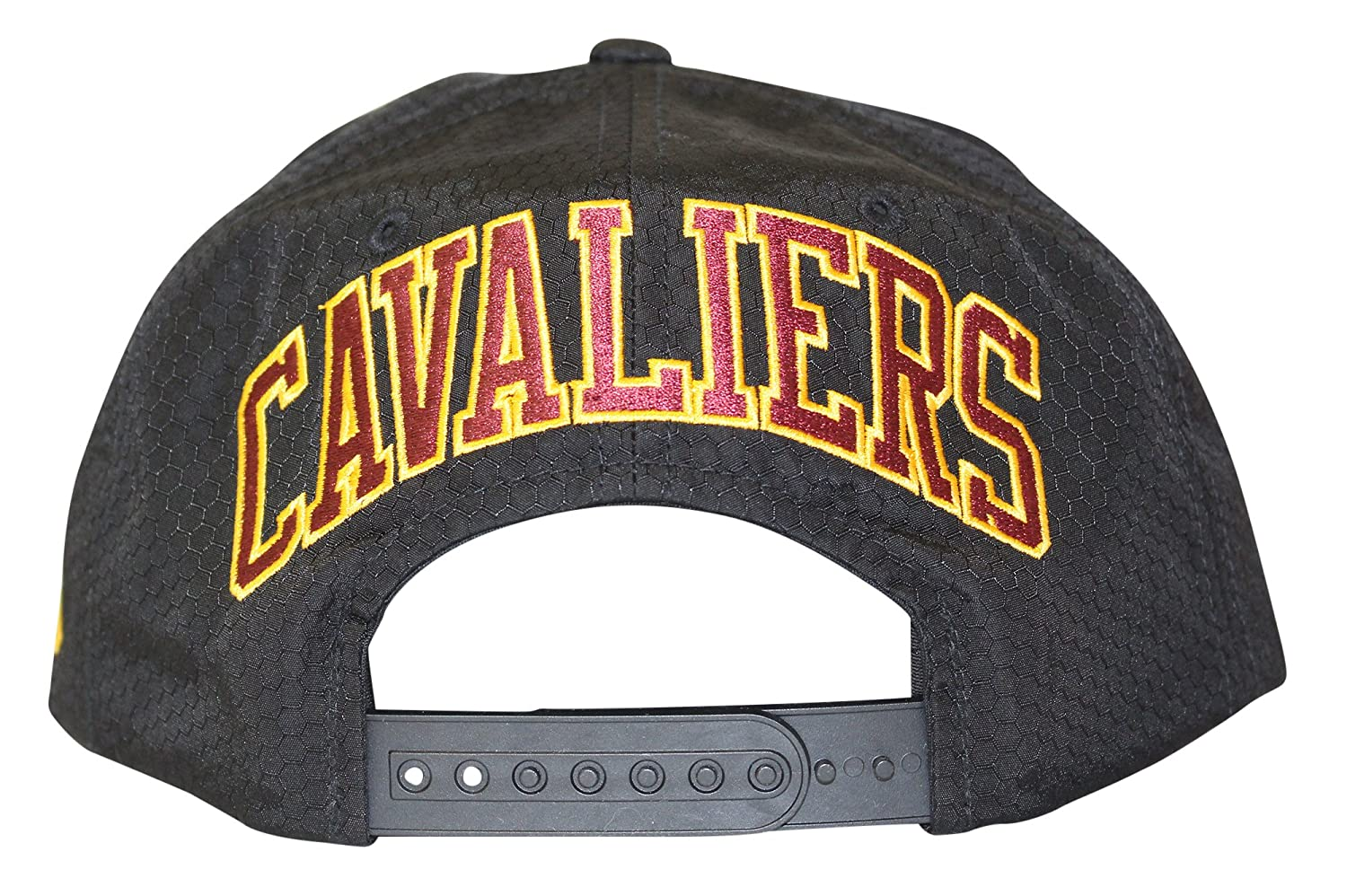 Amazon.com : Mitchell & Ness Mens NBA Cleveland Cavaliers Black Ripstop Honeycomb Snapback Hat : Sports & Outdoors