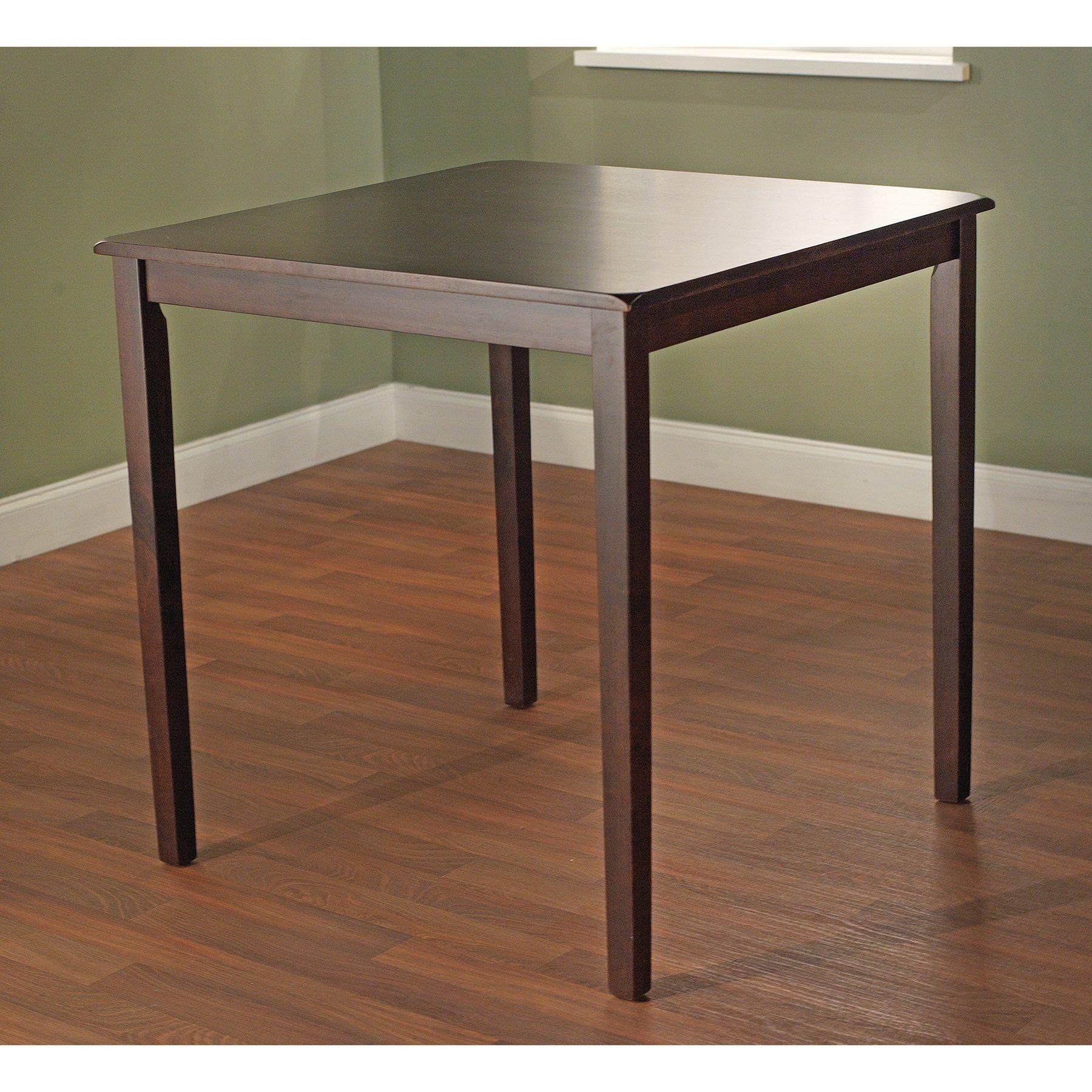 Target Marketing Systems 20351ESP Belfast Counter Height Table, Espresso by Target Marketing Systems (Image #2)