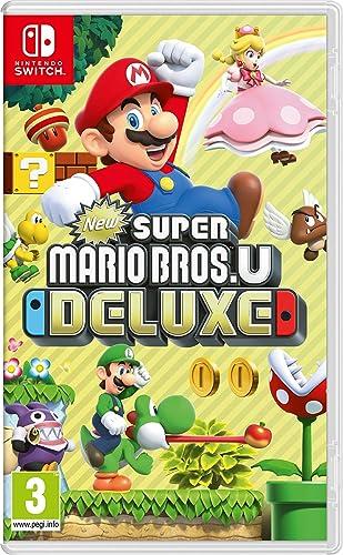 New Super Mario Bros. U Deluxe - Nintendo Switch [Importación italiana]: Amazon.es: Videojuegos