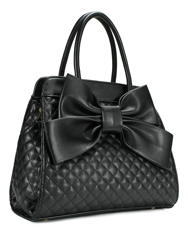 b8dba1cd0e Amazon.com  Scarleton Ultra Soft Tote Handbags Shoulder Bags Hobo Bags  Satchel Purses Top Handle Bag Crossbody Bags for Women H104801N - Black   Shoes