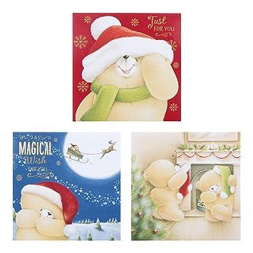 Hallmark - Tarjeta de felicitación navideña con texto en inglés