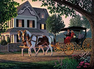 Buffalo Games - Kim Norlien - Home Sweet Home - 1000 Piece Jigsaw Puzzle